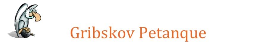 Gribskov petanque